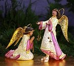 World Edition Nativity Angels