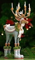 Dasher Reindeer Figure
