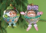 Jingle Bell Set of Ornaments